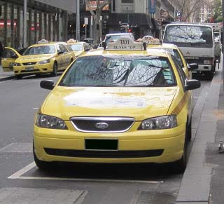 south east taxi service in Melbourne